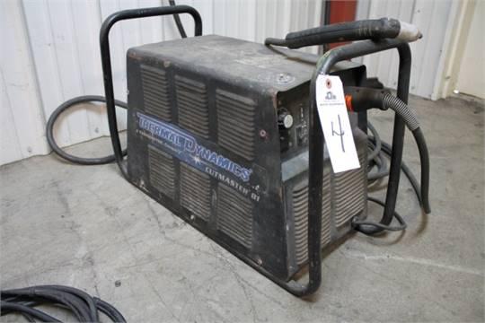 thermal dynamics cutmaster 101 parts manual