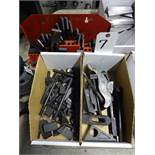 LOT: Assorted Hold Down Parts