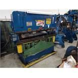 Adira 63 Ton x 81 in. (approx.) Model QHA6320 CNC Press Brake, S/N 3757/7304 (1994), Hurco
