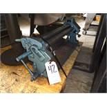 Pexto 25 in. (approx.) Model 38-3D Bench Roll, S/N 955-10-04