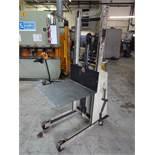 Regal 1000 lb. Model RBP54 Electric Die Lift, S/N 138332