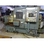 Mori Seiki Model SL-4C CNC Turning Center, S/N 2166 (1988), Fanuc 10-T Control, Tailstock, 12 in.
