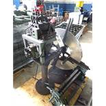 LOT: Durant 4 in. (approx.) Model SC1 Straightener, S/N 285 & Littell 300 lb. No. 3 Automatic