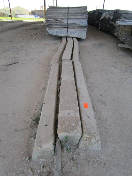 Lot 7 - Approximately 30 Concrete Curbs