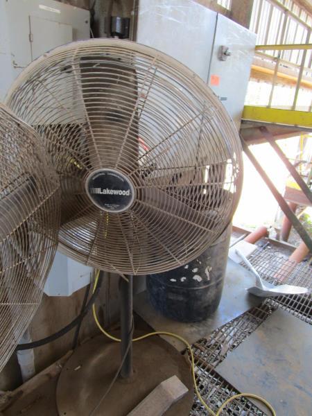 Lot 19 - Lakewood Pedestal Fan