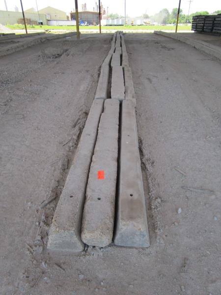 Lot 9 - Approximately 30 Concrete Curbs