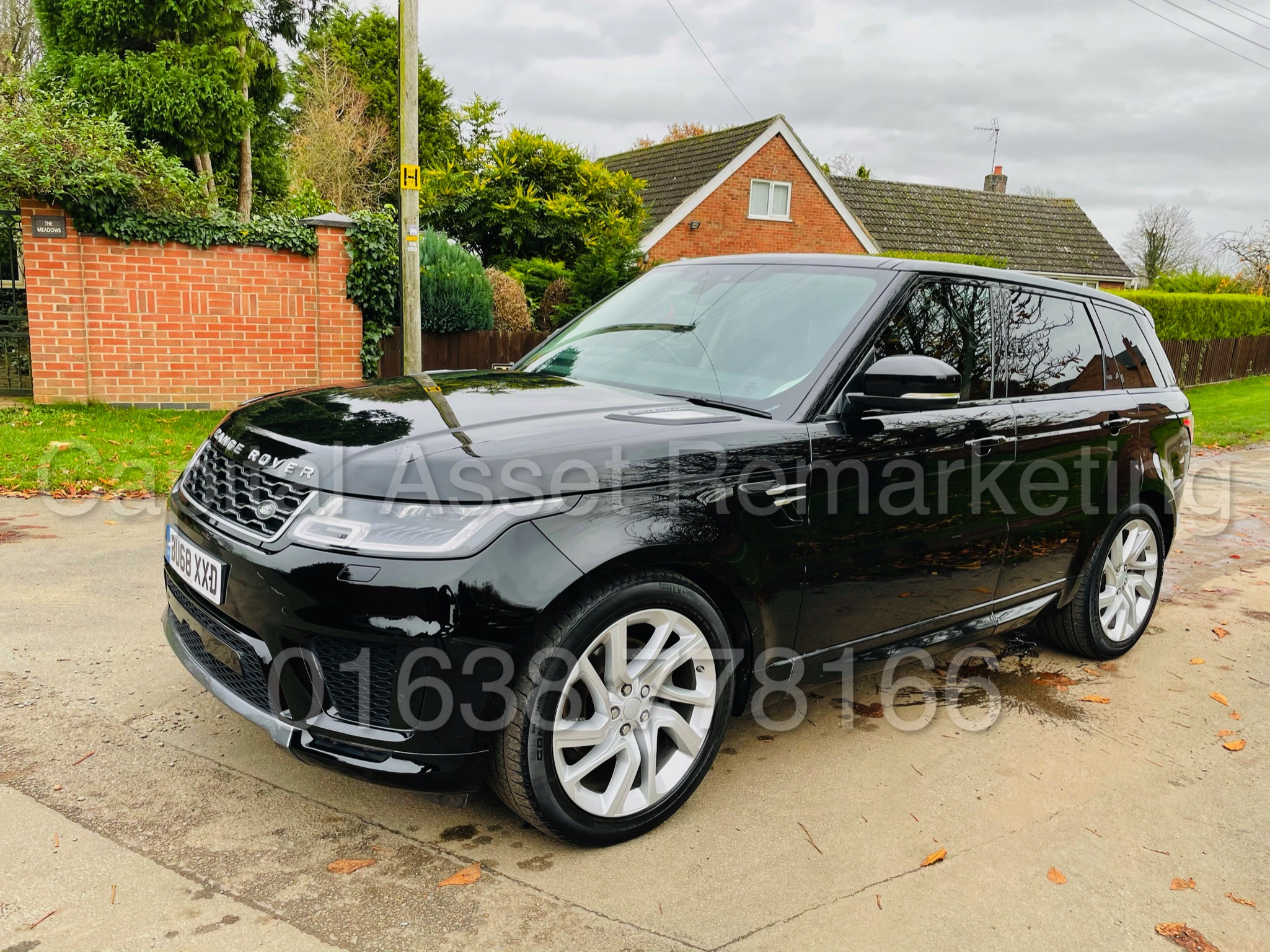 RANGE ROVER SPORT *HSE EDITION* SUV (2019 MODEL) '3.0 SDV6 - 306 BHP - 8 SPEED AUTO' *FULLY LOADED* - Image 6 of 56