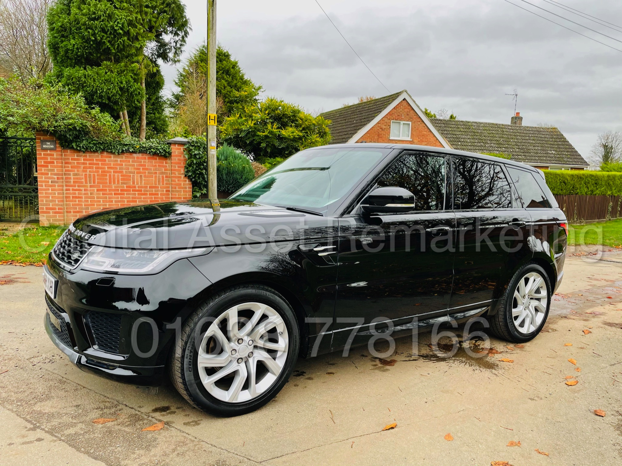 RANGE ROVER SPORT *HSE EDITION* SUV (2019 MODEL) '3.0 SDV6 - 306 BHP - 8 SPEED AUTO' *FULLY LOADED* - Image 7 of 56