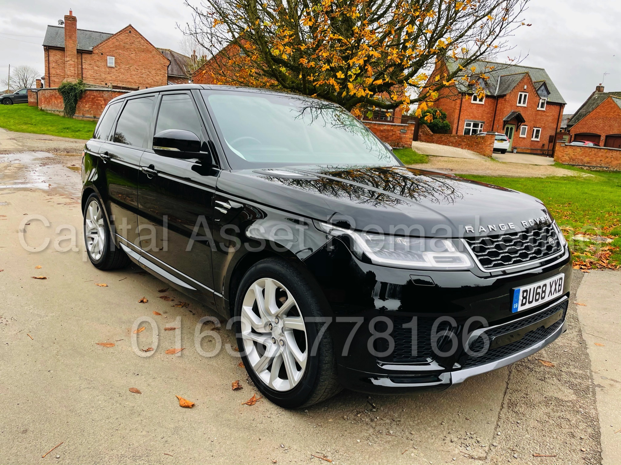 RANGE ROVER SPORT *HSE EDITION* SUV (2019 MODEL) '3.0 SDV6 - 306 BHP - 8 SPEED AUTO' *FULLY LOADED* - Image 3 of 56