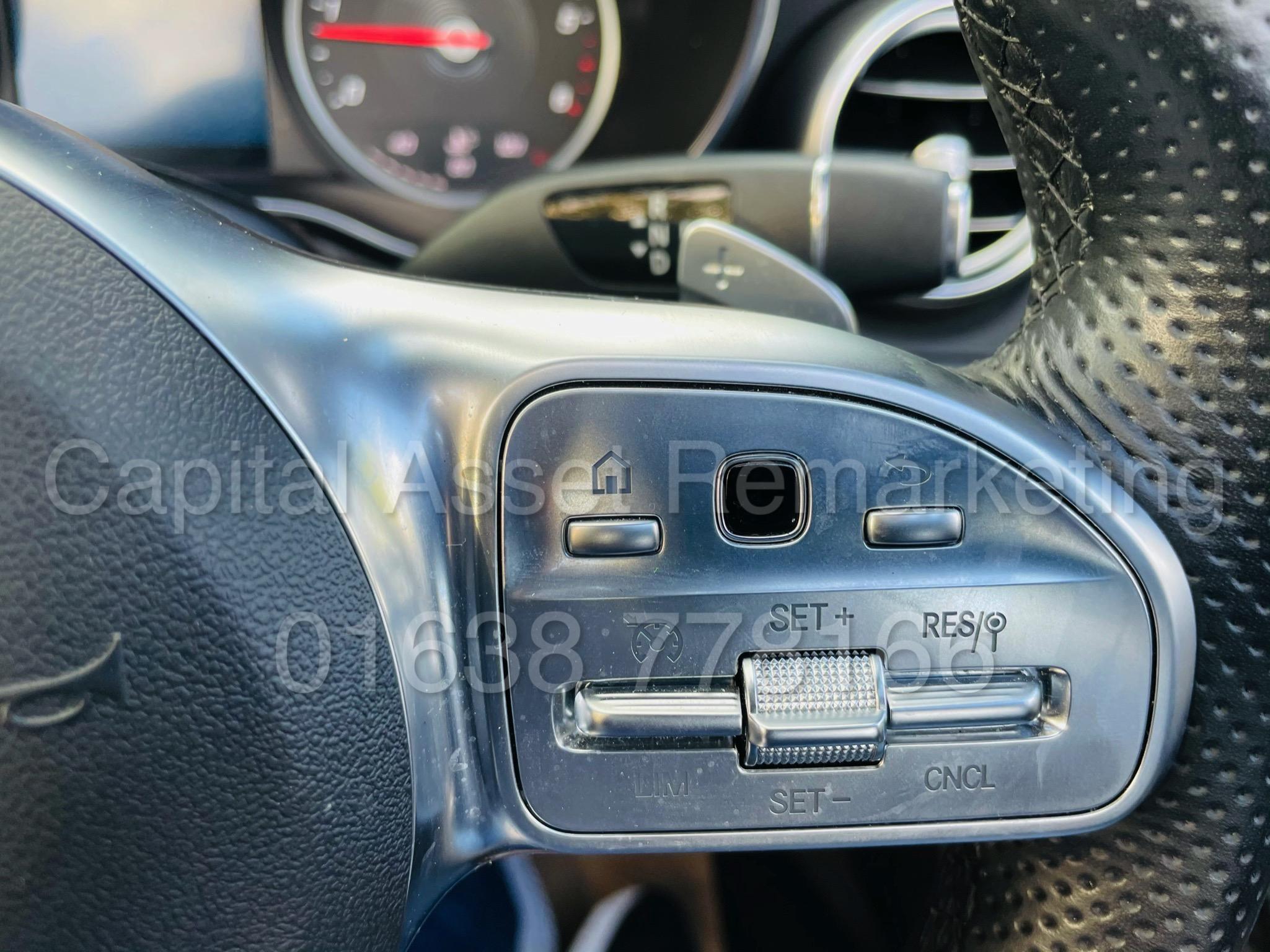 (On Sale) MERCEDES-BENZ C220D *AMG LINE -CABRIOLET* (2019) '9G AUTO - LEATHER - SAT NAV' *HUGE SPEC* - Image 43 of 43
