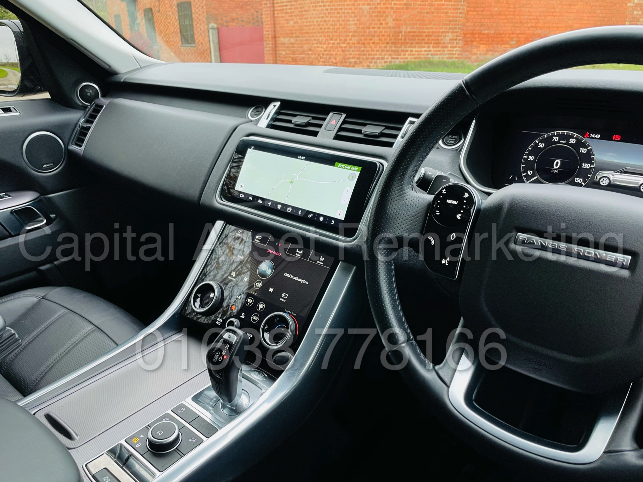 RANGE ROVER SPORT *HSE EDITION* SUV (2019 MODEL) '3.0 SDV6 - 306 BHP - 8 SPEED AUTO' *FULLY LOADED* - Image 46 of 56
