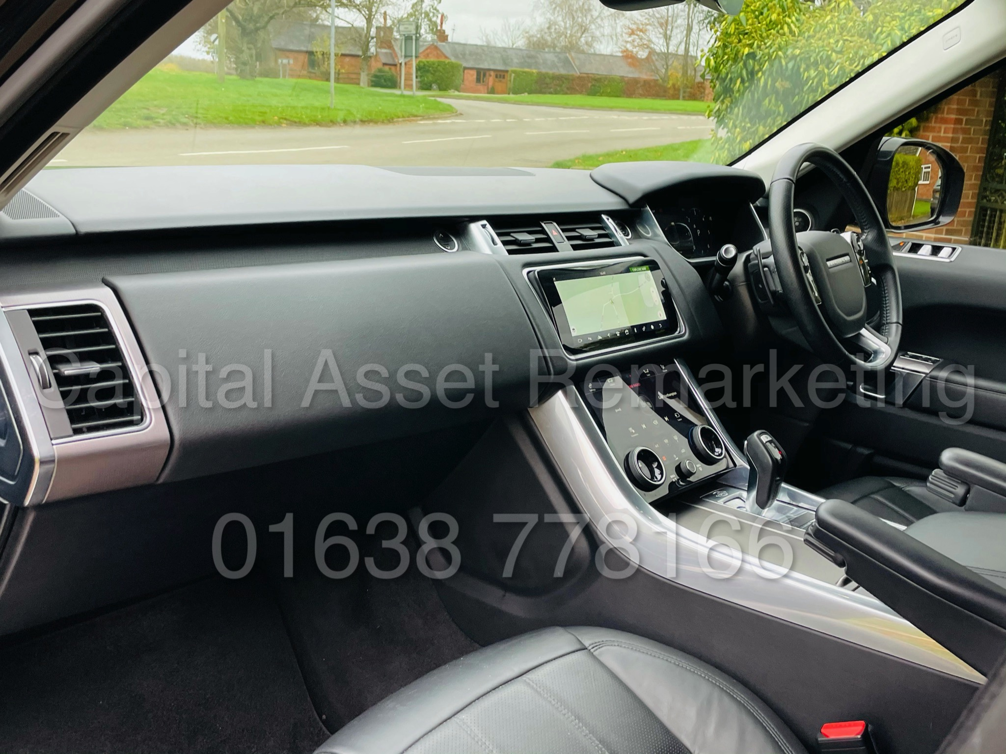 RANGE ROVER SPORT *HSE EDITION* SUV (2019 MODEL) '3.0 SDV6 - 306 BHP - 8 SPEED AUTO' *FULLY LOADED* - Image 21 of 56