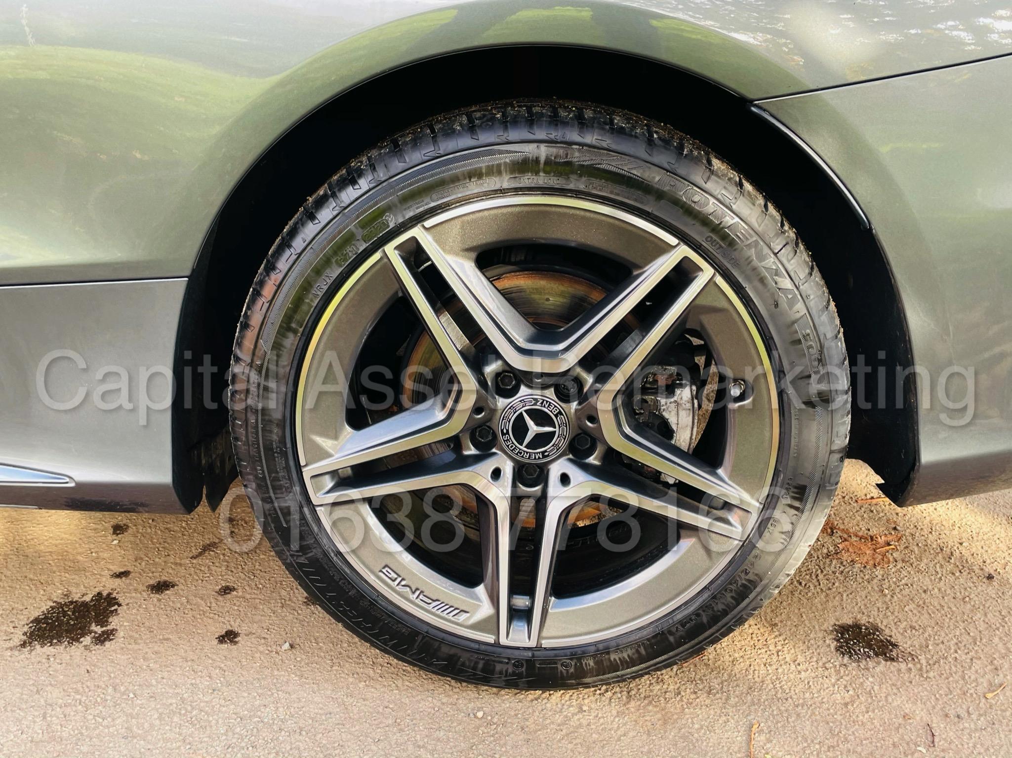 (On Sale) MERCEDES-BENZ C220D *AMG LINE -CABRIOLET* (2019) '9G AUTO - LEATHER - SAT NAV' *HUGE SPEC* - Image 17 of 43