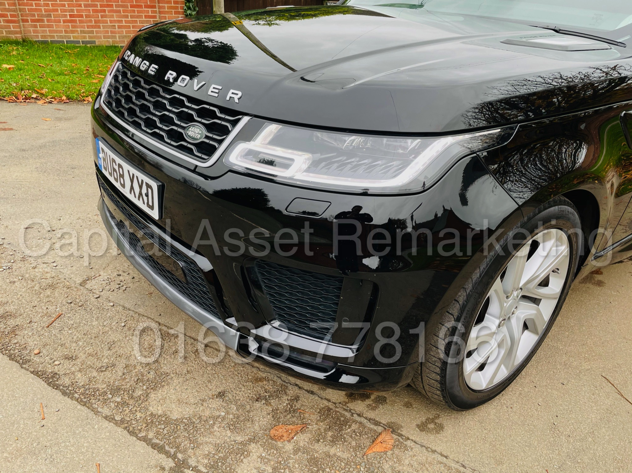 RANGE ROVER SPORT *HSE EDITION* SUV (2019 MODEL) '3.0 SDV6 - 306 BHP - 8 SPEED AUTO' *FULLY LOADED* - Image 16 of 56