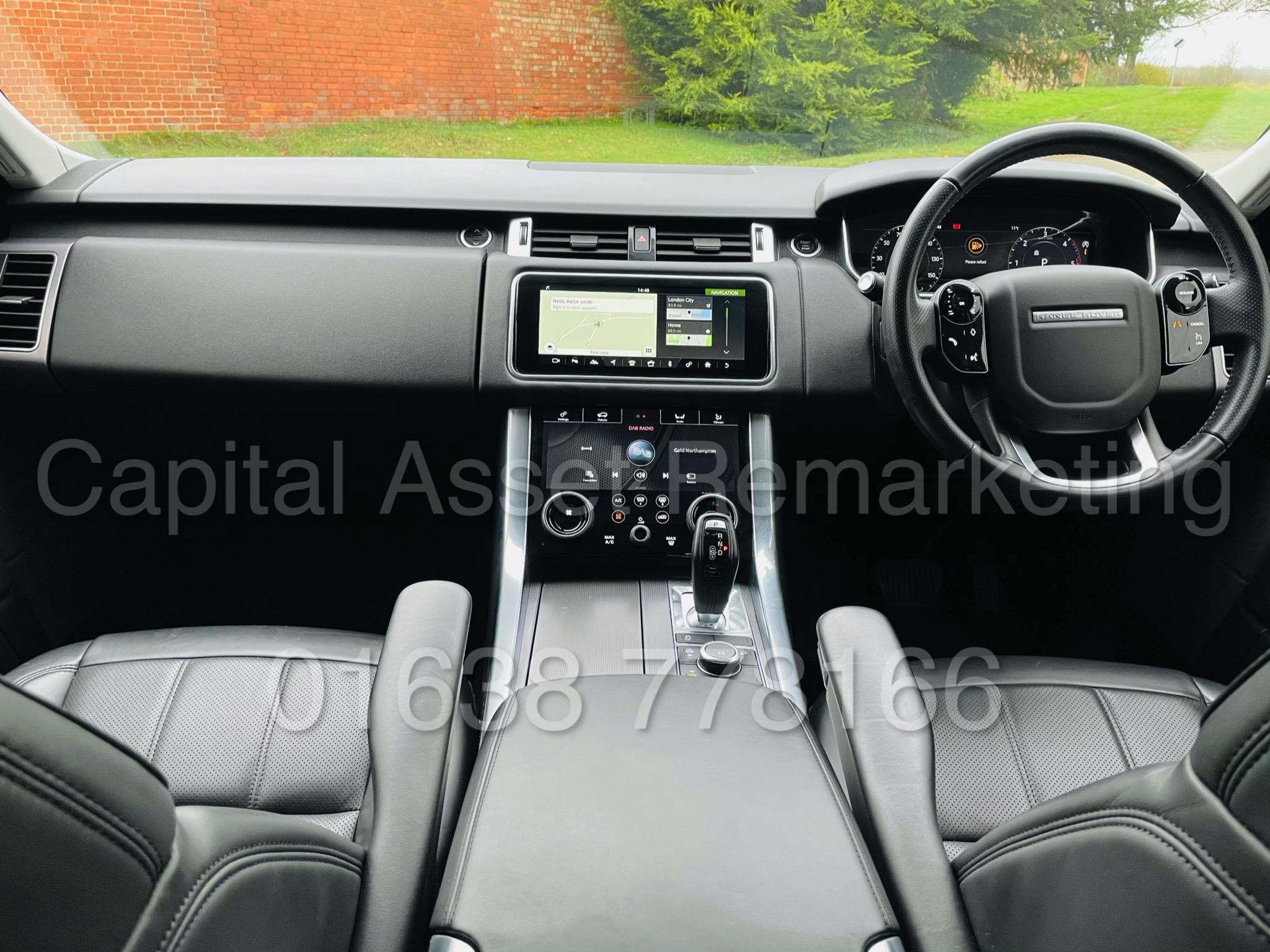 RANGE ROVER SPORT *HSE EDITION* SUV (2019 MODEL) '3.0 SDV6 - 306 BHP - 8 SPEED AUTO' *FULLY LOADED* - Image 33 of 56