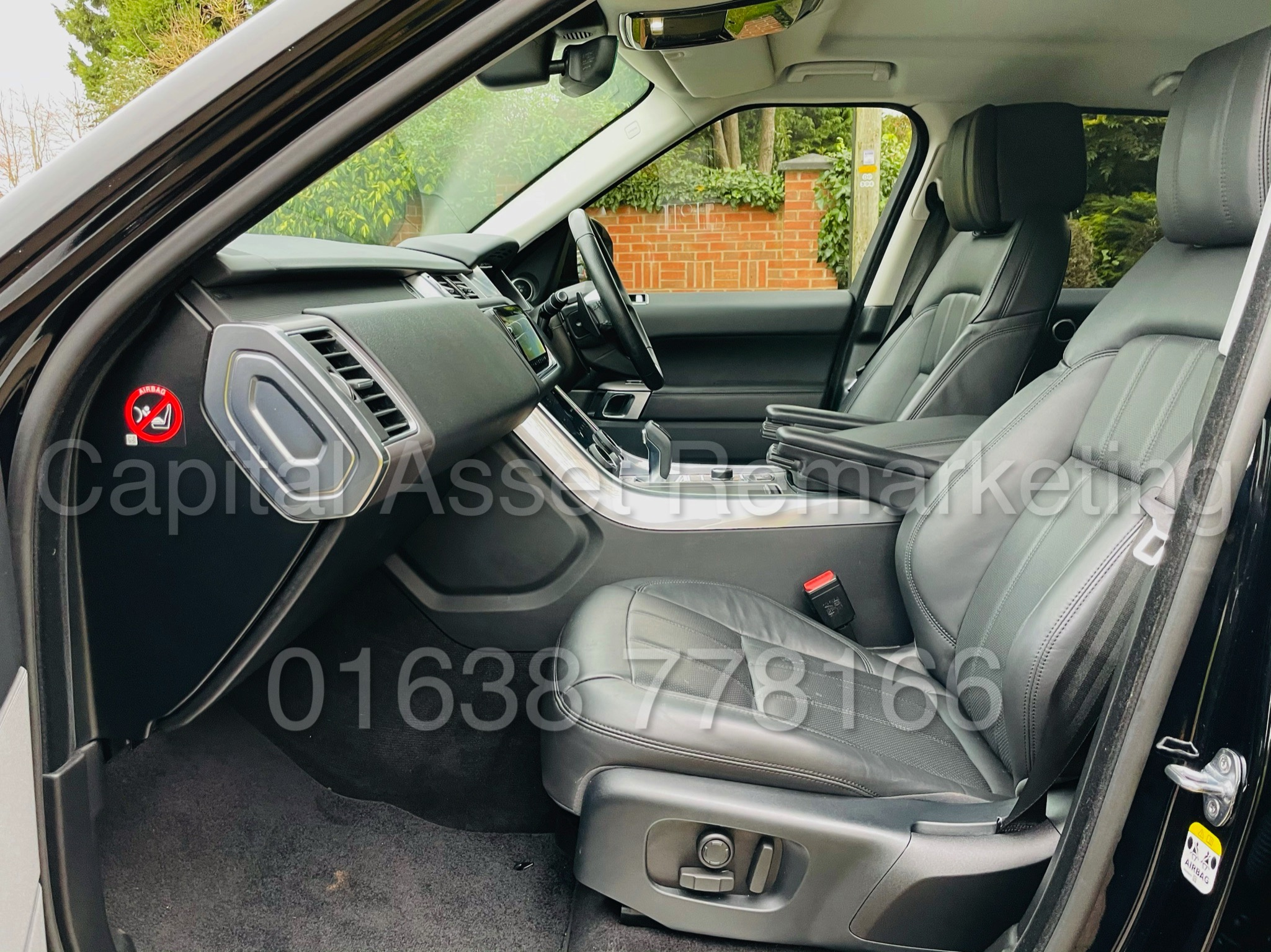 RANGE ROVER SPORT *HSE EDITION* SUV (2019 MODEL) '3.0 SDV6 - 306 BHP - 8 SPEED AUTO' *FULLY LOADED* - Image 24 of 56