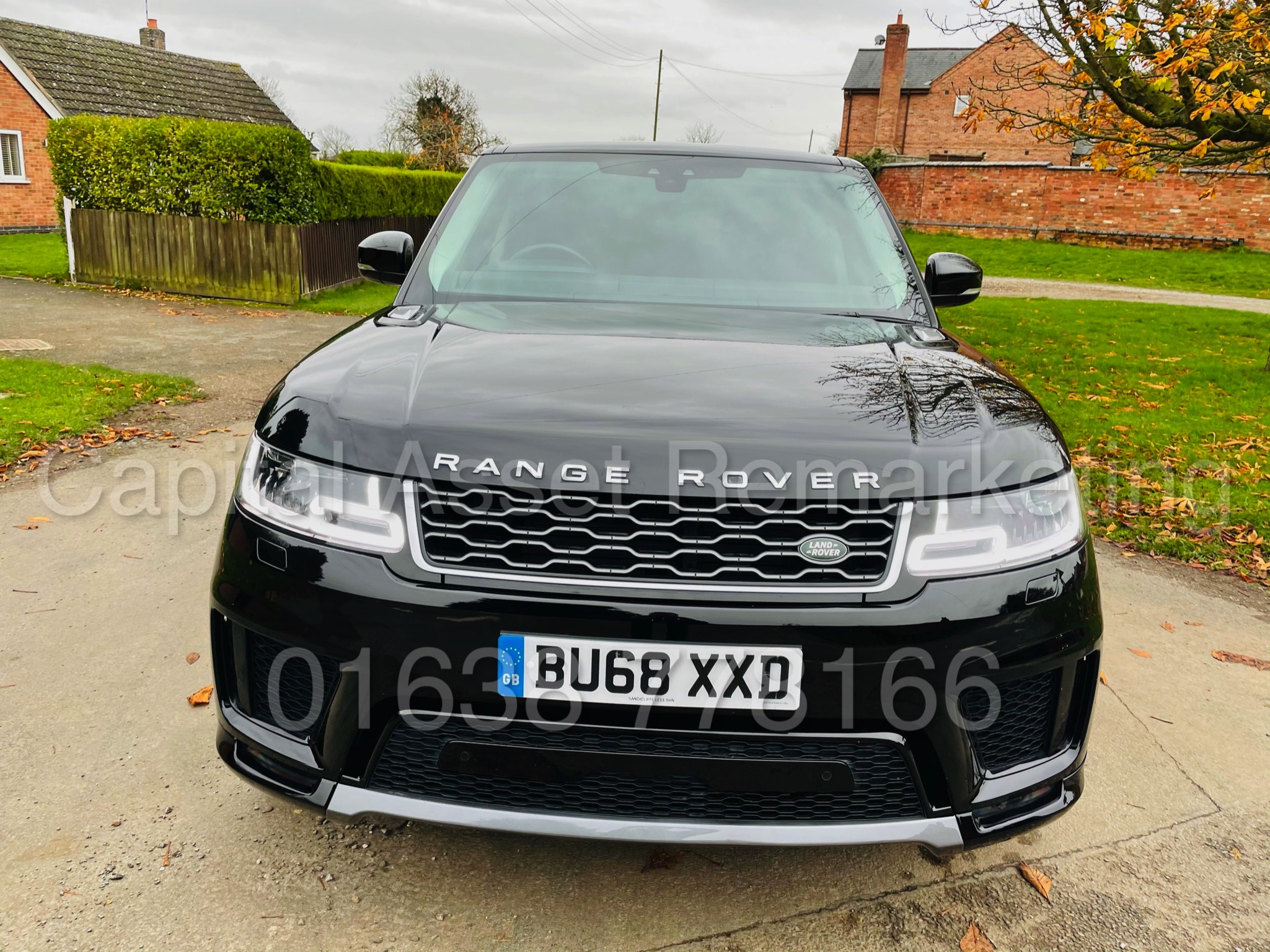 RANGE ROVER SPORT *HSE EDITION* SUV (2019 MODEL) '3.0 SDV6 - 306 BHP - 8 SPEED AUTO' *FULLY LOADED* - Image 4 of 56