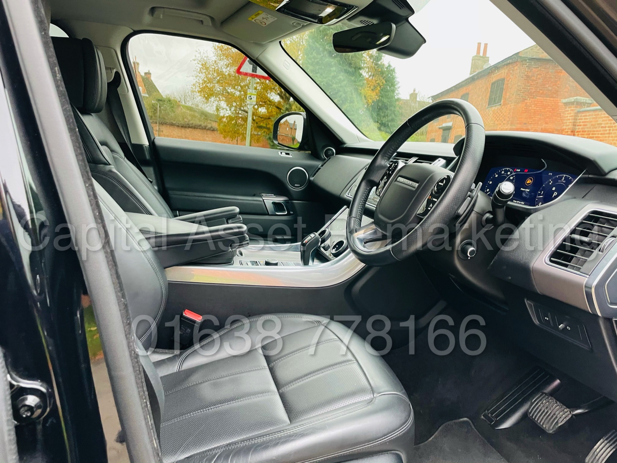 RANGE ROVER SPORT *HSE EDITION* SUV (2019 MODEL) '3.0 SDV6 - 306 BHP - 8 SPEED AUTO' *FULLY LOADED* - Image 42 of 56