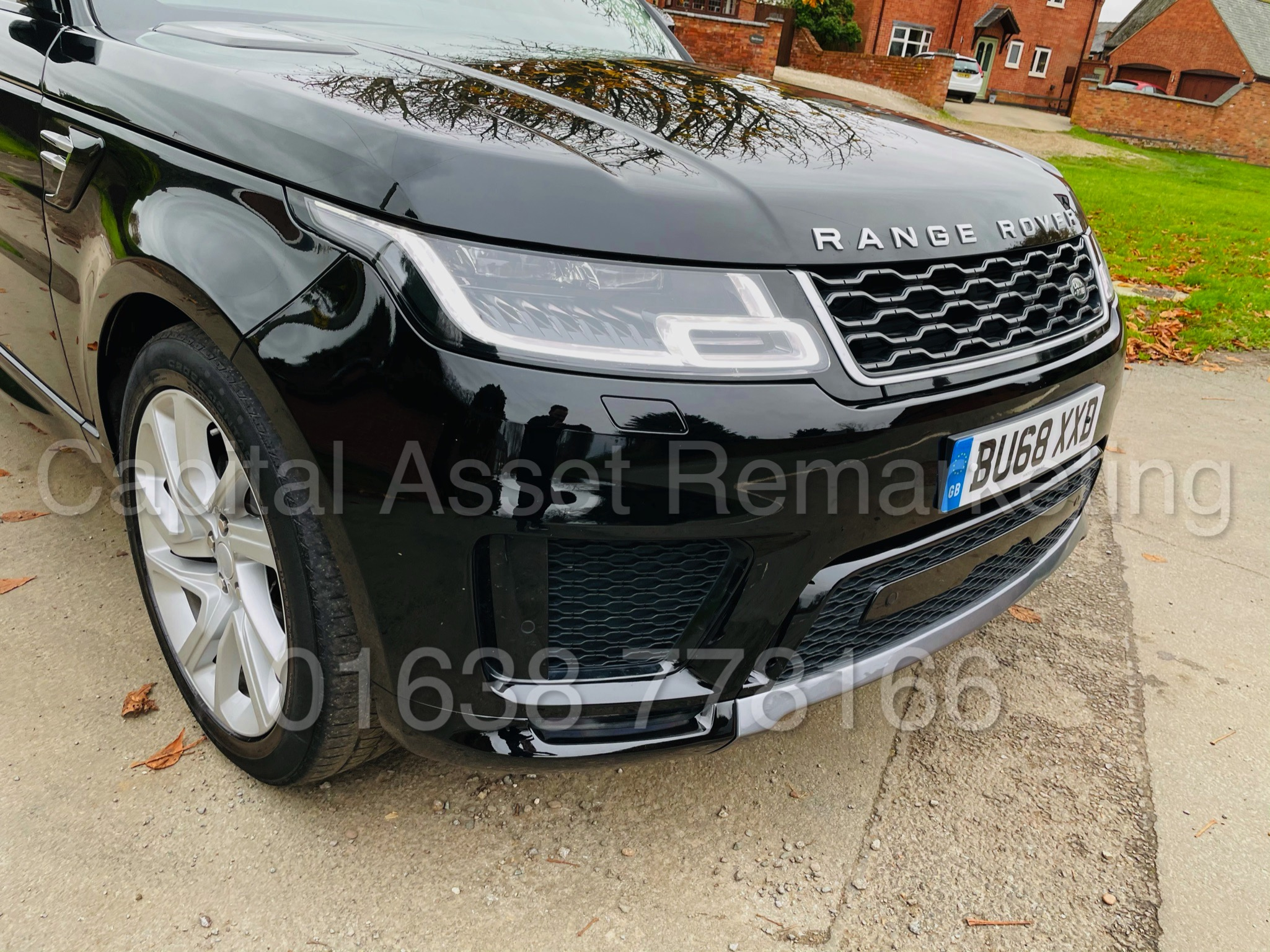 RANGE ROVER SPORT *HSE EDITION* SUV (2019 MODEL) '3.0 SDV6 - 306 BHP - 8 SPEED AUTO' *FULLY LOADED* - Image 15 of 56