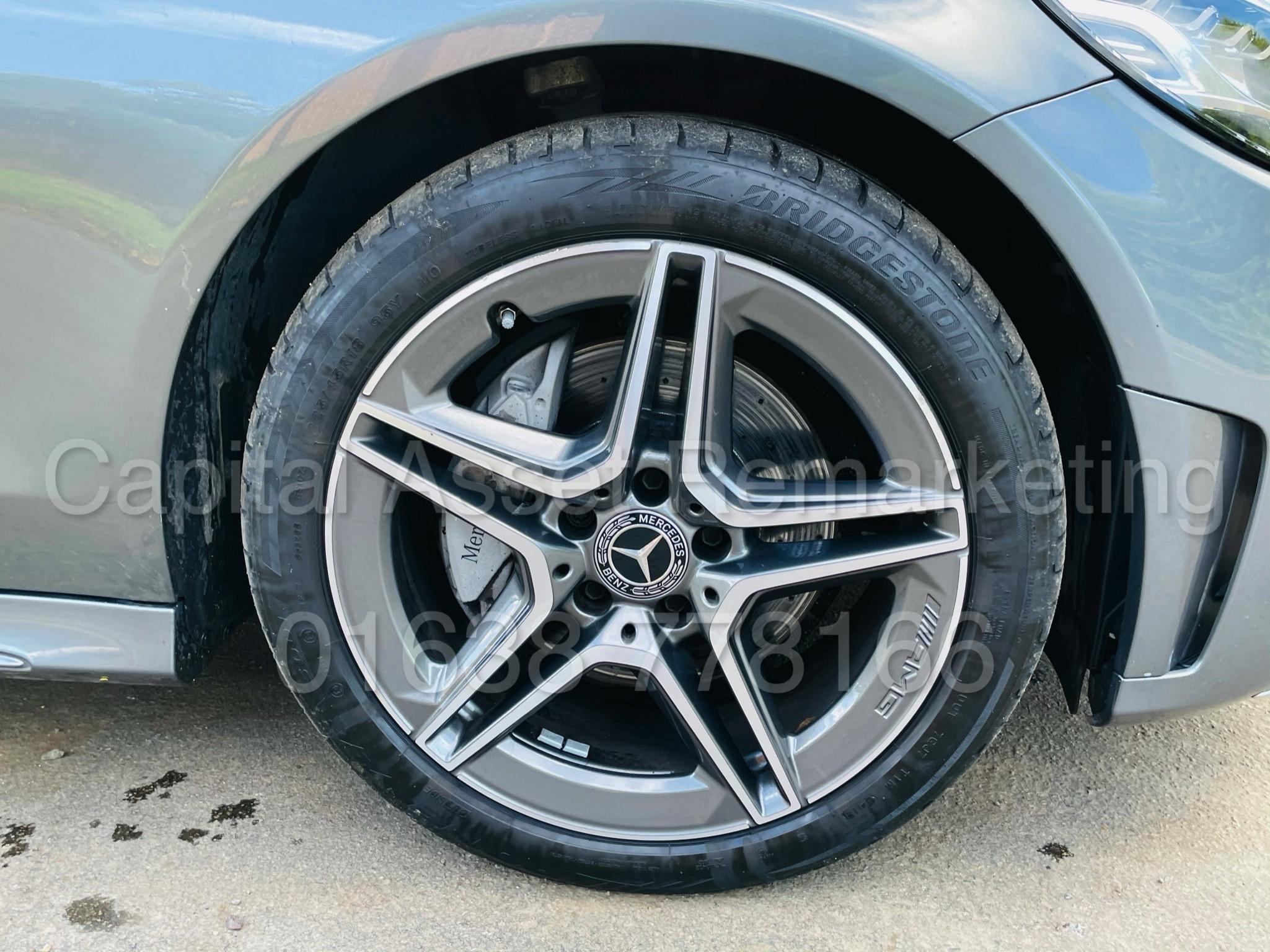 (On Sale) MERCEDES-BENZ C220D *AMG LINE -CABRIOLET* (2019) '9G AUTO - LEATHER - SAT NAV' *HUGE SPEC* - Image 15 of 43