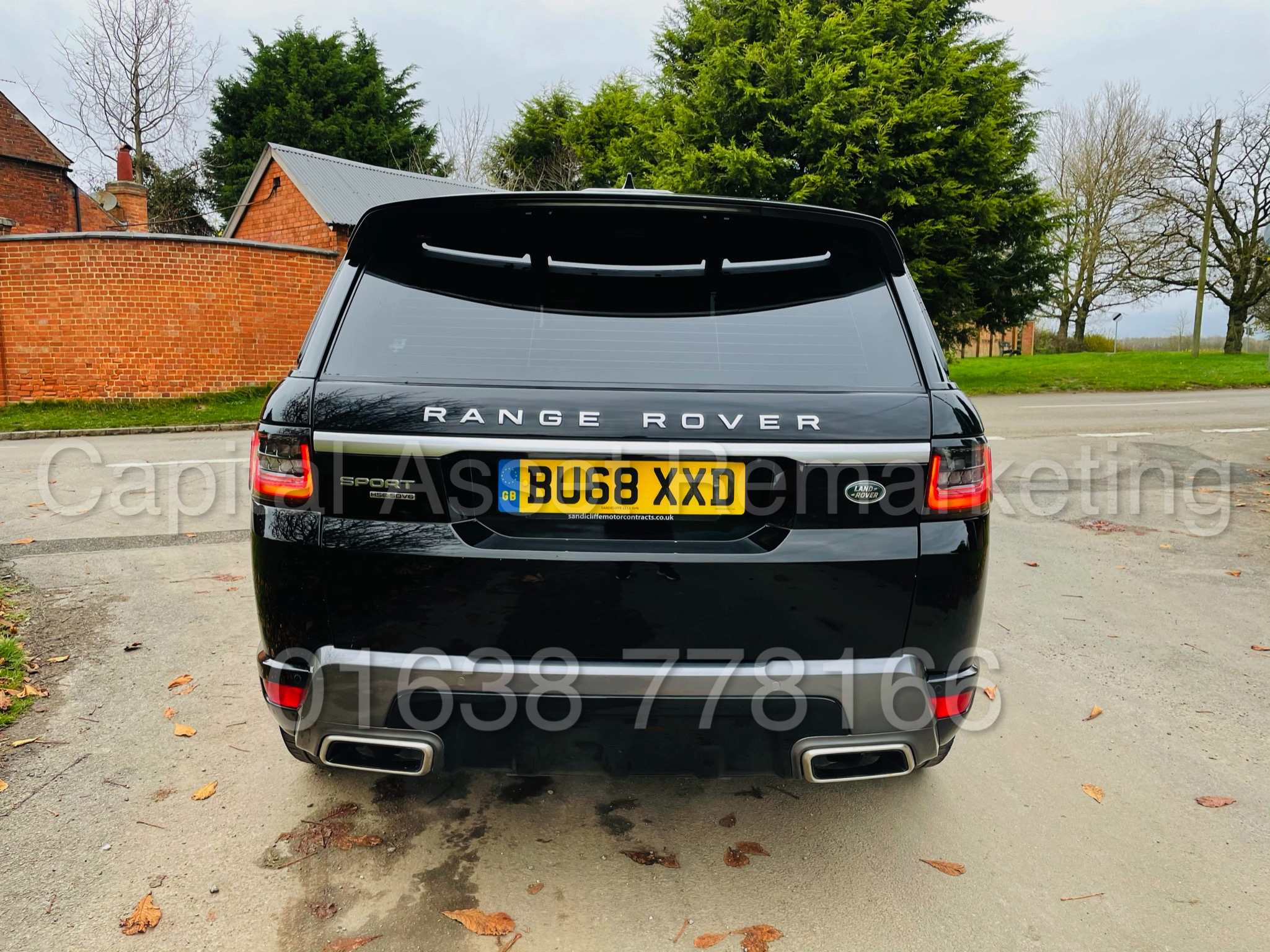 RANGE ROVER SPORT *HSE EDITION* SUV (2019 MODEL) '3.0 SDV6 - 306 BHP - 8 SPEED AUTO' *FULLY LOADED* - Image 11 of 56