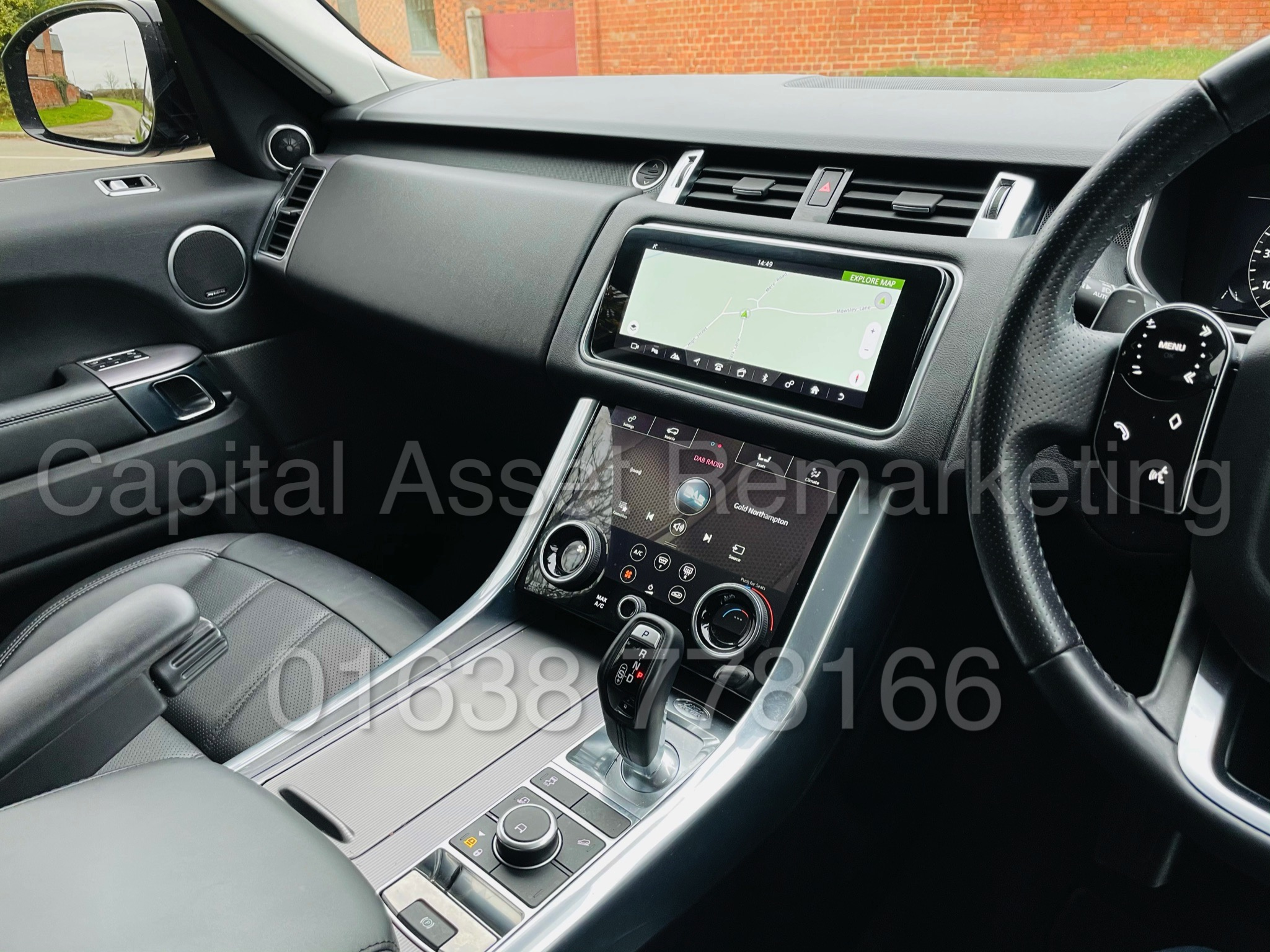 RANGE ROVER SPORT *HSE EDITION* SUV (2019 MODEL) '3.0 SDV6 - 306 BHP - 8 SPEED AUTO' *FULLY LOADED* - Image 47 of 56