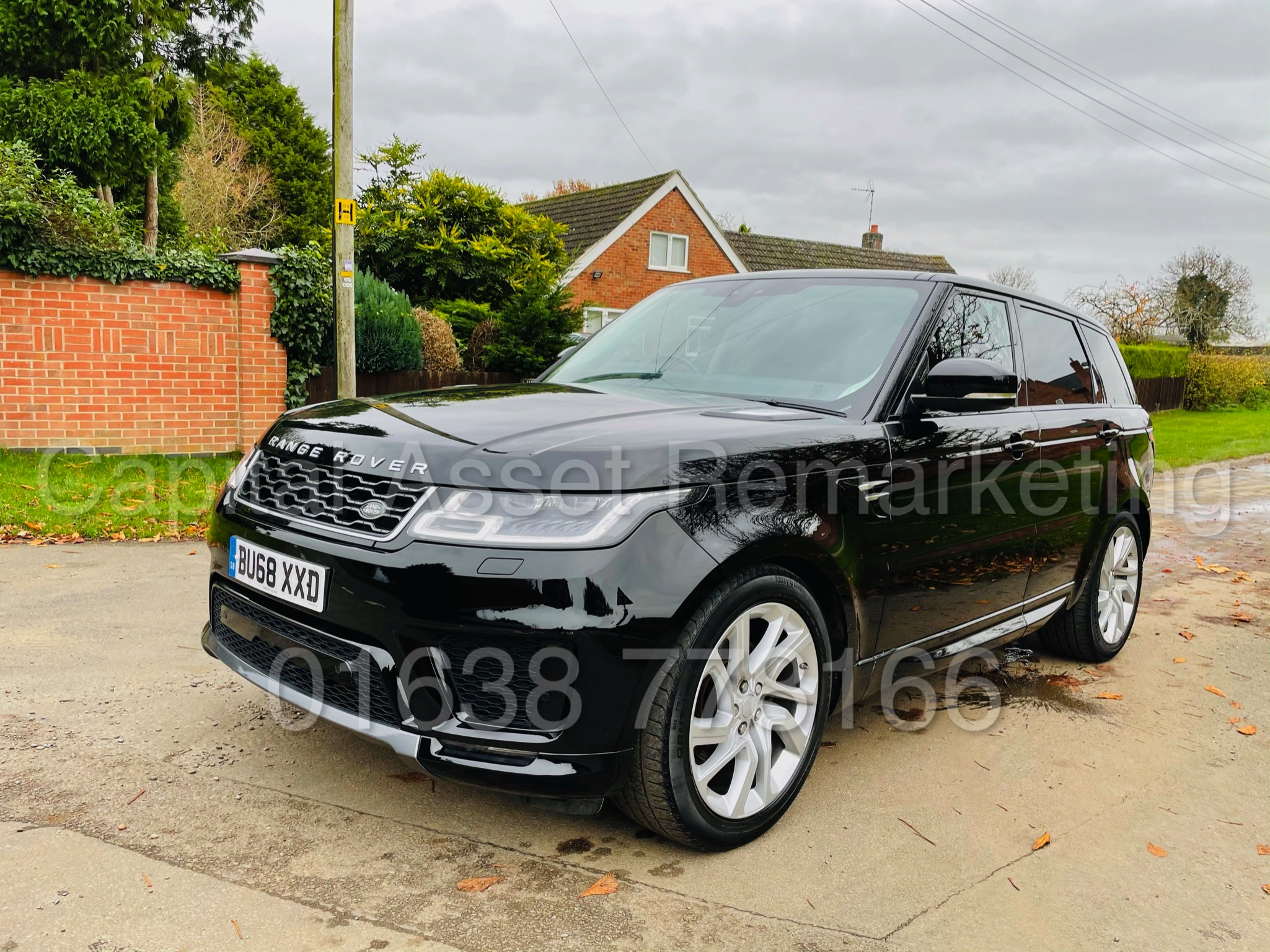 RANGE ROVER SPORT *HSE EDITION* SUV (2019 MODEL) '3.0 SDV6 - 306 BHP - 8 SPEED AUTO' *FULLY LOADED* - Image 5 of 56