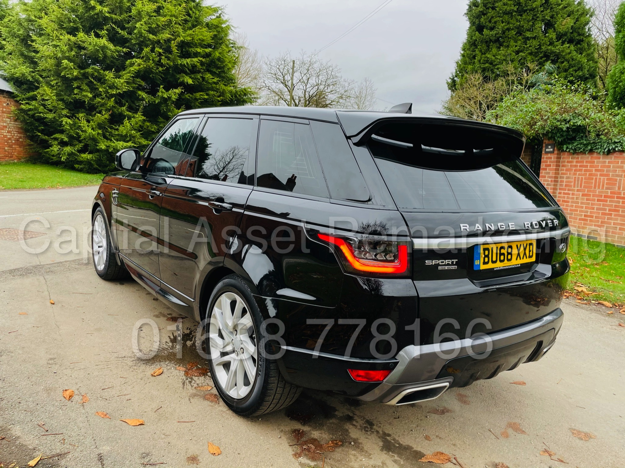 RANGE ROVER SPORT *HSE EDITION* SUV (2019 MODEL) '3.0 SDV6 - 306 BHP - 8 SPEED AUTO' *FULLY LOADED* - Image 10 of 56