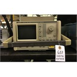 Anritsu MW9001B Optical Time Domain Reflectometer