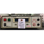 Associated Research 3565D Hypot II AC/DC Withstand Voltage Tester