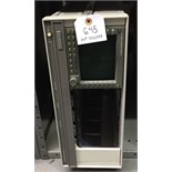 HP 70001A Mainframe + HP 70205A Graphics Display