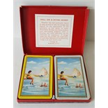 Vintage Retro Collectable Playing Cards 1 x W. D. & H. O. Wills 1933 & 1 x Henry Marriotte & Co Ltd