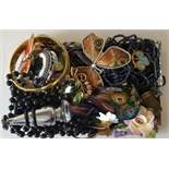 Vintage Retro Parcel of Costume Jewellery NO RESERVE