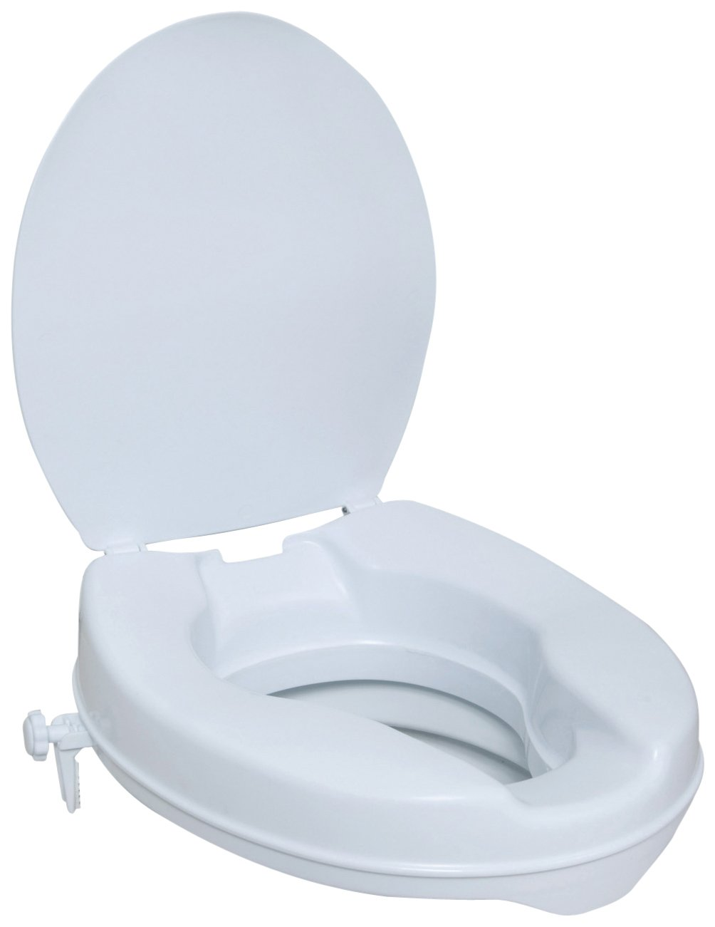 Lot 10 - NRS Healthcare M11132 Stanton Raised Toilet Seat