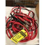 (2) SETS OF JUMPER CABLES