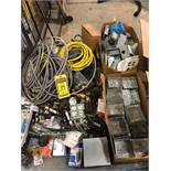 (2) SKIDS OF ASSORTED ELECTRIC SUPPLIES