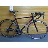 Tifosi CK3 Giro 105 Medium Bicycle SRP £899.99, TFX Aluminium Frame with Carbon Fork. Shimano 105