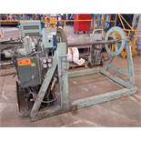 LOVAT HYDRAULIC CABLE PULLER/WINDER, S/N N/A