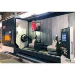 MORI-SEIKI (2009) NT6600DCG/4000CS CNC TWIN SPINDLE SIMULTANEOUS 5-AXIS INTEGRATED MILL TURN