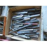 FLAT OF CHISELS, PUNCHES