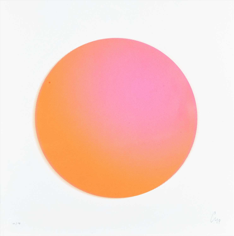 Lot 26 - Chris Levine (British b.1960), 'Atomic 5', 2019
