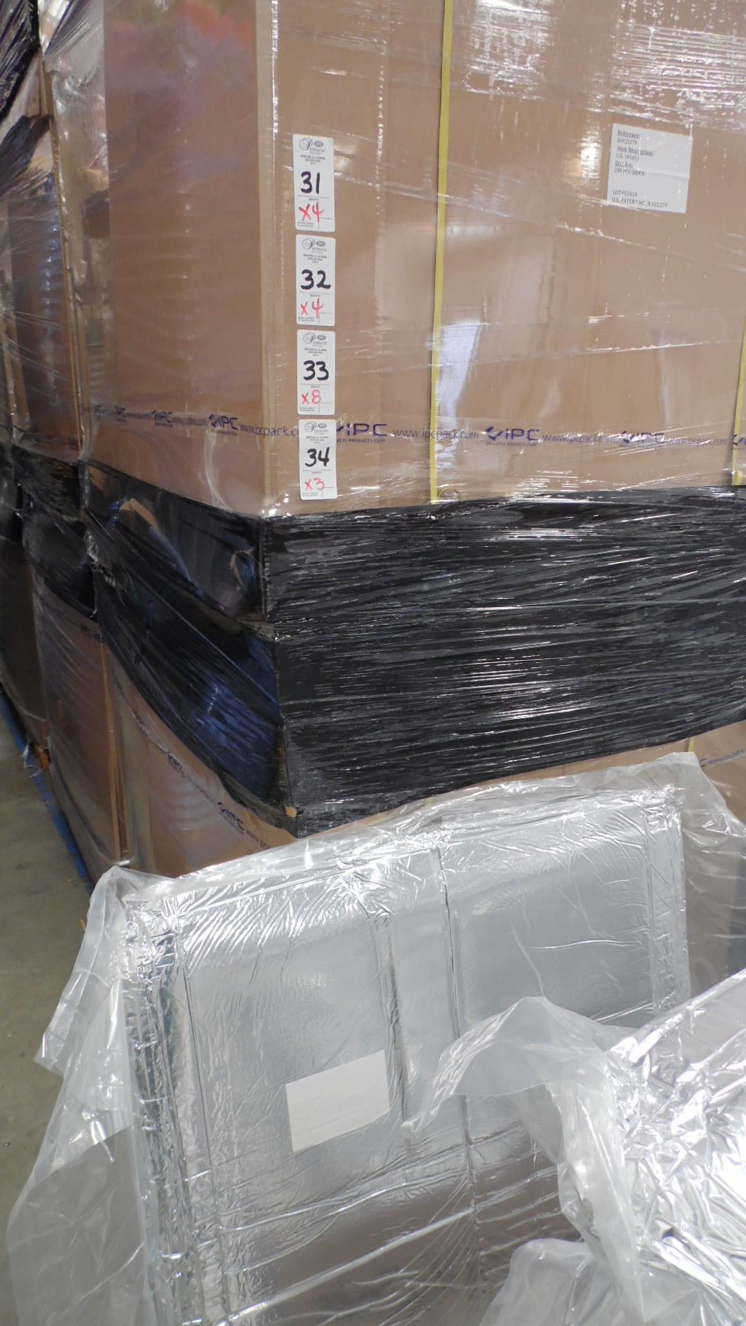 Lot 31 - INSULATED PACKS 15X11X11 (QTY 400)