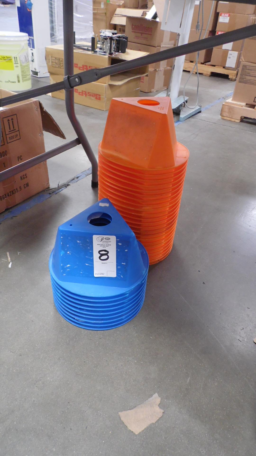 Lot 8 - CONE TOPPERS