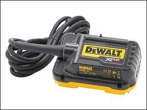 Lot 10095 - V Brand New DeWALT XR Flex Volt 110v Main Adapter For 2x 54V