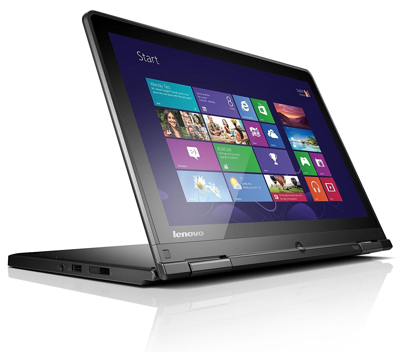 "Lot 10002 - V Grade B Lenovo Thinkpad Yoga 11.6"" HD Touchscreen - 4GB RAM - 300GB HDD - HDMI - Bluetooth -"