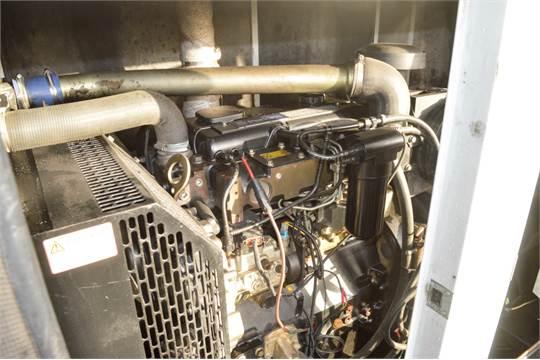 SMC Genpac Powermaster GQ111P 110 kva diesel driven