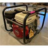DESCRIPTION 4 HP UTILITY TRANSFER PUMP BRAND/MODEL RIDGID ADDITIONAL INFORMATION HONDA GX120 HP MOTO