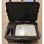 DESCRIPTION (2) EIKI LC-XB43 XGA - 3LCD - 4500 LUMENS BRILLIANT SERIES PROJECTOR BRAND/MODEL EIKI LC
