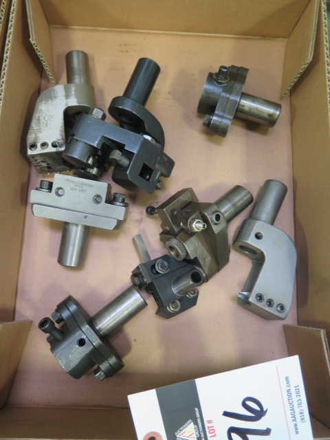 Lot 96 - Screw Machine Turret Tooling