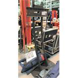 A Unicol Parabella Stand with base and carry bag (located at ADA Support, 178 Burnley Road, Wier,